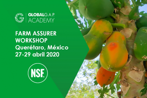 27-29 abril 2020 | Farm Assurer Workshop | Querétaro, México (215)
