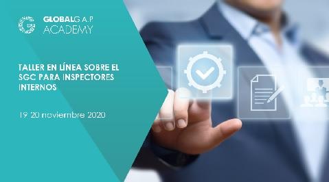 19-20 Noviembre 2020 | Taller sobre el SGC para Inspectores Internos | En línea (54-365)