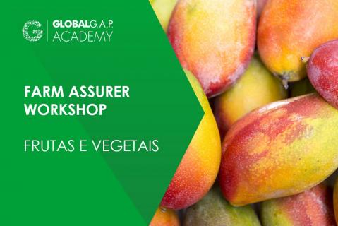 1-4 de Junho de 2021 | Online Farm Assurer Workshop (F&V) | Online (013-619)