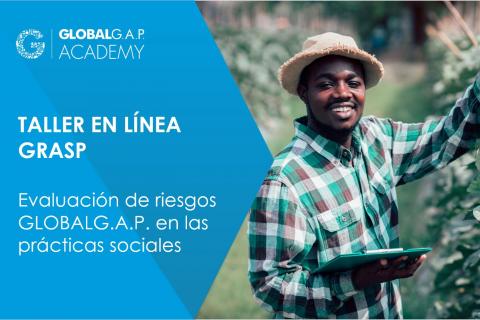 18-19 noviembre 2021 | Online GRASP Add-on Workshop| Spanish (099-755)