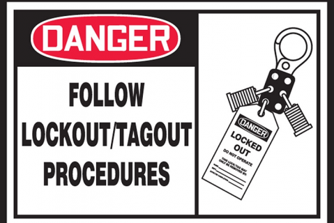 Lockout/Tagout 4 Hour Online Course (2016:58)