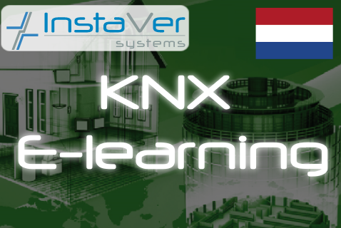 E-learning KNX Basis cursus - Nederlands (INS-KNX-BC-NL)