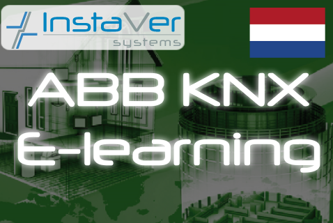 E-learning ABB KNX Basis cursus - Nederlands (INS-ABB-KNX-BC-NL)