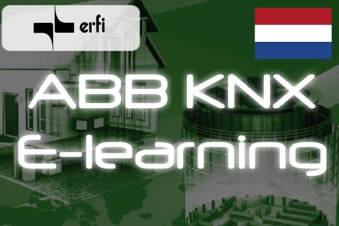 E-learning ABB KNX Basis cursus - Nederlands (ERFI-ABB-KNX-BC-NL)