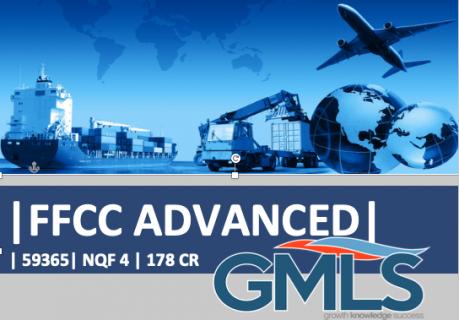 59298   Advanced   Freight Forwarding & Customs Compliance   (NQF 4)
