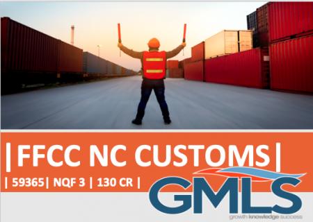 59365 | Customs | Freight Forwarding & Customs Compliance (NQF 3 CUS)