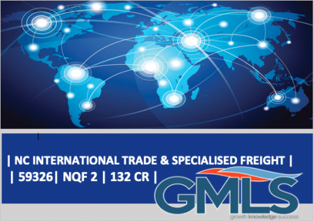 59326 | NC | International Trade & Specialised Freight (NQF 2)