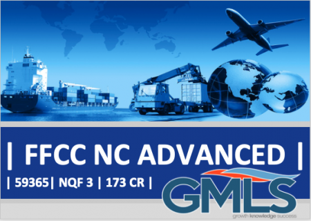 59365 | Advanced | Freight Forwarding & Customs Compliance (NQF 3 ADV)