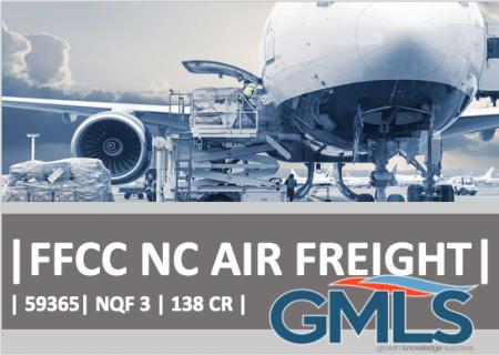 59365 | Air Freight | Freight Forwarding & Customs Compliance (NQF 3 AIR)