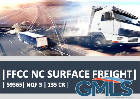 59365 | NQF 3 | Freight Forwarding & Customs Compliance (NQF 3 SUR)