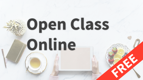 Free Online Open Chinese Class (007)