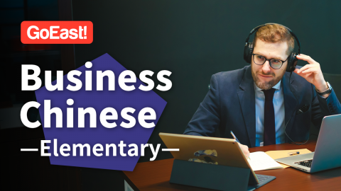 Business Chinese: Elementary (Self-Study Class) (OFFICE-E)