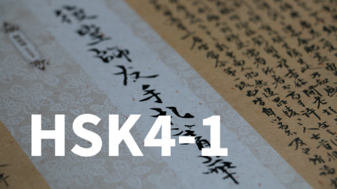 HSK4 - Trial course
