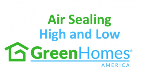 Air Sealing High and Low - 1 CEU