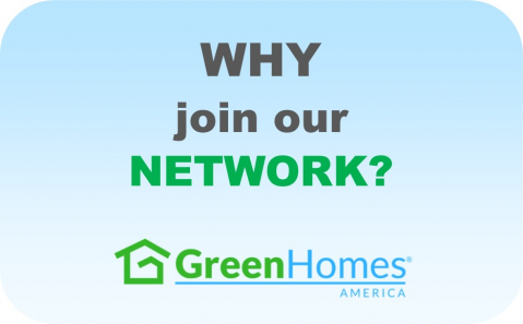 Why Join the GreenHomes America Network? (103)