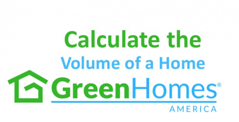 Calculating the Volume of a Home - 1 CEU