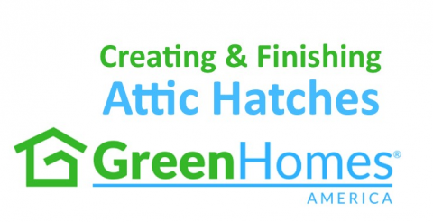 Creating and Finishing Attic Hatches - 1 CEU