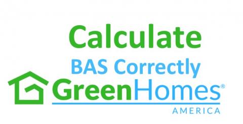 Calculate BAS Correctly - 1 CEU