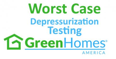 Worst Case Depressurization Testing - 1 CEU