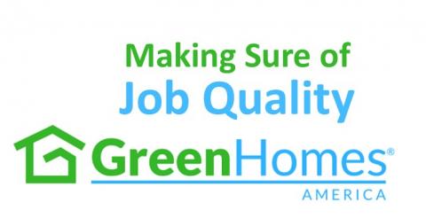 Making Sure of Job Quality - 1 CEU