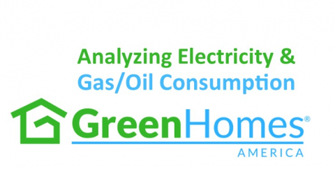 Analyzing Electricity and Gas/Oil Consumption - 1 CEU