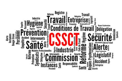 CSE : Mission SSCT - 300 salariés