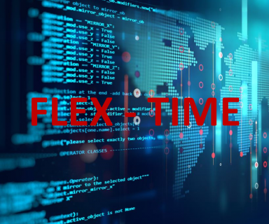 Programming with C++ Flex-time (002)