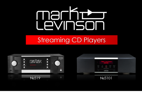 Mark Levinson Streaming CD Players