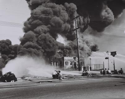 Kansas City Southwest Boulevard Fire (ML-INHH-01)