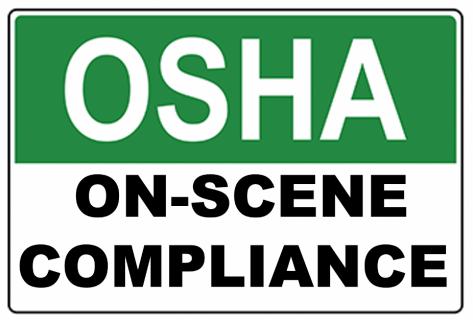 On-Scene OSHA Compliance (ML-MLHS-04)