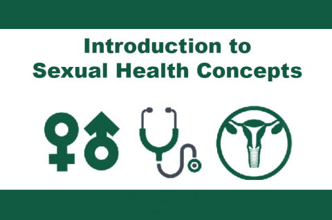 Sexual Health Concepts Modules (New)