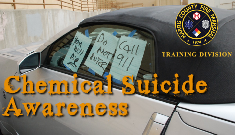 Chemical Suicide Awareness (HM-CSFD-18)