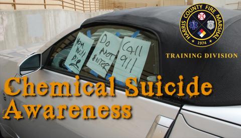 Chemical Suicide Awareness (HM-CSFD-18)