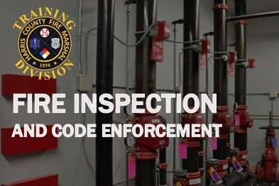 Fire Inspection and Code Enforcement (FICE I & II)