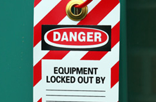 Lock Out Tag Out Theory Training