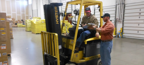 Forklifts/Powered Industrial Truck Safety (1-year-cert)