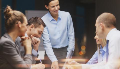 Lederskap, team og kommunikasjon (e-læring) (@Lederskap v1)