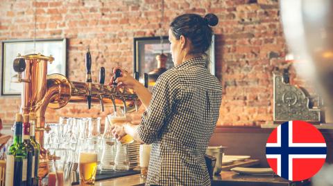 Grunnleggende bartender (BAR01N)