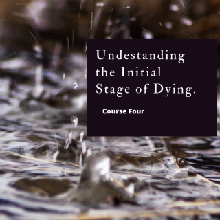 Course Fours: Understanding the Initial phase of dying (HC004)