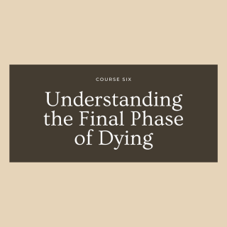 Course Six: Understanding the Final Phase of Dying (HC006)
