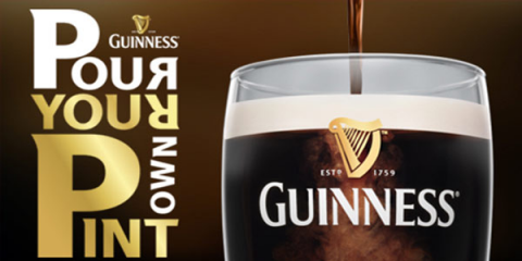 Guinness, The Perfect Pour