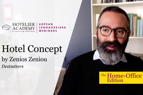 Hotel Concept - Free Webinars 2020 - The Home Office Edition