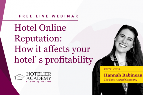Hotel Online Reputation: How it affects your hotel' s profitability