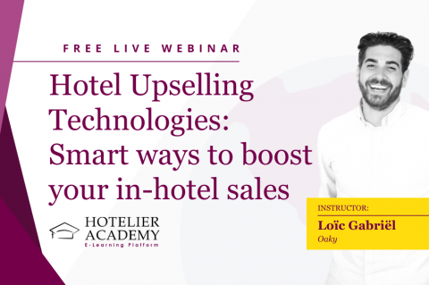 Hotel Upselling Technologies: Smart ways to boost your in hotel sales
