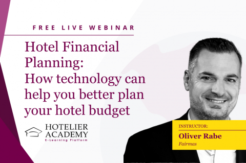 Hotel Financial Planning: How technology can help you better plan your hotel budget