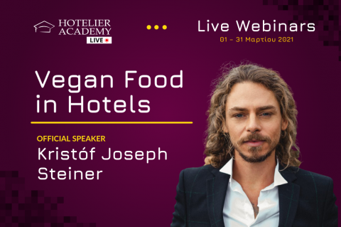 Vegan Food in Hotels | Webinar in English | 4th of March 2021 | 11:00 (EET) (04)