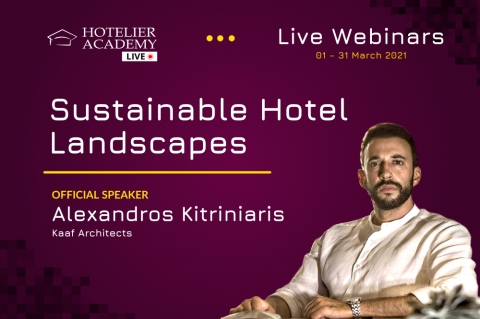 Sustainable Hotel Landscapes | Δωρεάν Ξενοδοχειακά Webinars | Μάρτιος 2021 (20)