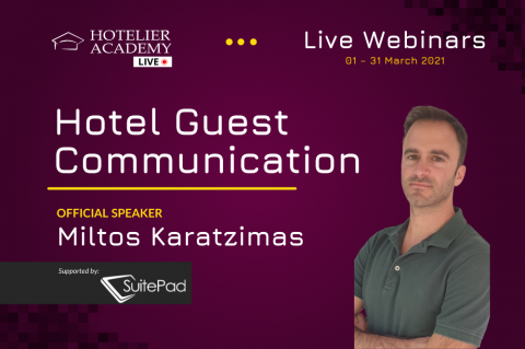 Hotel Guest Communication | Webinar in English | 10th of March 2021 | 11:00 (EET) (08)
