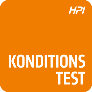 HPI Konditionstest