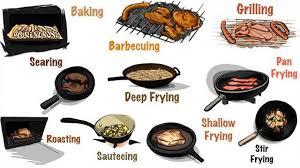 Cookery: Module 03 Cooking Methods